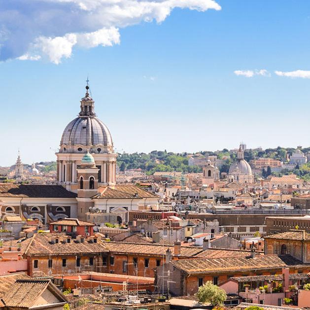 roma strutture ricettive